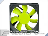 Coolink SWiF2-920 92 x 25mm Hydro-Dynamic Bearing Fan - (1100RPM 11.5dBA/39.2ml/h)
