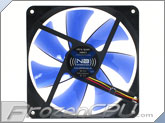 Noiseblocker NB-BlackSilentFan XK1 140mm x 25mm Ultra Quiet Fan - 800 RPM - 12 dBA