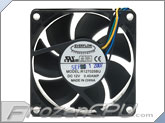 Cooljag Everflow 70mm x 25mm PWM Fan (R127025BU)