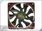 Akasa 120mm x 25mm Apache Black (CAMO) Super Silent PWM Fan w/ Hydro Dynamic Bearings - Camo (AK-FN057)