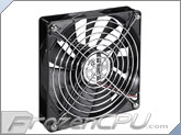 Lian Li 140mm x 25mm Chassis Fan - Black (900RPM / 20.9dBA) (BS-05)