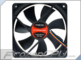Evercool Long Life 120mm x 25mm PWM Fan (EC12025H12BP)