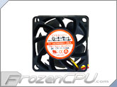 Evercool Long Life 38mm x 38mm Fan - 3-Pin (EC3838HH12BA)