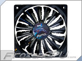 Aerocool Shark Black Edition 120mm x 25mm High Air Pressure Fan