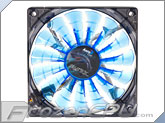Aerocool Shark Blue Edition 140mm x 25mm High Air Pressure Fan w/ Blue LEDs