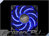 Enermax T.B. Apollish 80mm x 25mm LED Fan w/ Focus Blades - Blue (UCTA8N-BL)