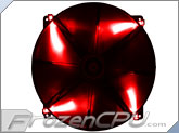 BitFenix Spectre LED 200mm Fan - Red (BFF-BLF-20020R-RP)