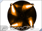 BitFenix Spectre LED 200mm Fan - Orange (BFF-BLF-20020O-RP)