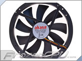 Akasa 230 x 200 x 30mm Massive Cooling Case Fan (AK-FN068)