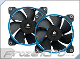 Corsair Air Series SP120 High Performance Edition High Static Pressure 120mm Fan - 2 Pack (CO-9050008-WW)