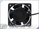 "Mechatronics 60x60x30mm AC Fan w/ 36"" Power Cord (UF60D12)"