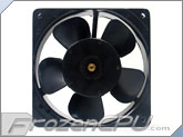 "Mechatronics 120x120x38mm High Speed AC Fan w/ 36"" Power Cord (UF12A12-BTHR)"