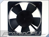 "Best Electronics 120 x 120 x 25mm Low Speed AC Fan w/ 36"" Power Cord (BT12025B1L)"