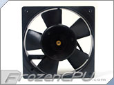 "Mechatronics 120 x 120 x 25mm Low Speed AC Fan w/ 36"" Power Cord (UF12B12BTL)"