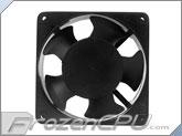 Best Electronics 120 x 120 x 38mm Dual Ball Bearing AC Fan w/ Thermal Control (BT12038B1M)