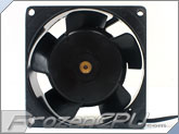 "Mechatronics 80 x 80 x 38mm AC Fan w/ 36"" Power Cord (UF80A12-BWLR)"