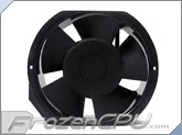 Fantec 172 x 150 x 51mm Dual Ball Bearing AC Fan - High Speed (F15050B1HT / FP-108EX S1-B)