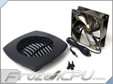 SilenX AC 120mm Fan HTPC Cabinet Cooling System - Additional Fan Kit (IXA-AFK)