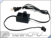 AC Fan Power Cable w/ Manual Speed Control