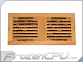 CabCool 1202 Dual 120mm Wood Grill Cabinet Cooling Kit w/ Thermal Control
