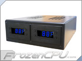 CabCool Deluxe External 120V to 12V Power Supply w/ Dual Programmable Thermal Control & LED Display