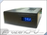 CabCool Deluxe External 120V to 12V Power Supply w/ Single Programmable Thermal Control & LED Display