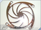 80mm Swirl Laser Cut Grills