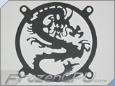 80mm Dragon 2 Laser Cut Grill