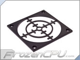 MNPCTech CNC Machined 120mm Billet Aluminum Fan Grill - Sniper - Black