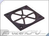 MNPCTech CNC Machined 120mm Billet Aluminum Fan Grill - Reactor - Black