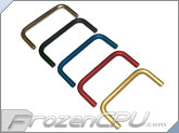 Anodized Case Handles