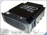 Black Vantec Ultimate Hard Drive Cooler