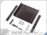 "5.25"" Bay Chassis Cooling Mounting Kit - 120mm Fan - Black"
