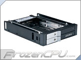 "Akasa Lokstor M21 3.5"" Bay Internal Dual 2.5"" HDD & SSD Hot-Swap Combo Rack (AK-IEN-03)"