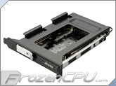 "Akasa Lokstor 2.5"" SSD/HDD PCI Slot Hot Swap Mobile Rack (AK-IEN-04)"