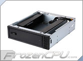"Silverstone Stackable 5.25"" to 3.5"" Hot Swap Drive Bay Adapter (SST-FP57B)"