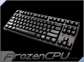 Cooler Master CM Storm Quick Fire Rapid Mechanical Switch Gaming Keyboard - Black Switch (SGK-4000-GKCC1)