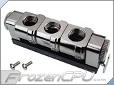 Koolance 5-Way Swiveling Splitter / Manifold (SPL-XFR3)
