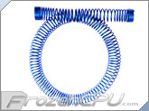 "Koolance 3/8"" (10mm) ID Tubing Wrap - Blue (SPR-10BU)"
