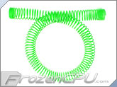 "Koolance 3/8"" (10mm) ID Tubing Wrap - Green (SPR-10GN)"