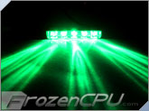 Logisys 5-LED Lazer Light Kit - Green