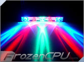 Logisys 5-LED Lazer Light Kit - Blue / Red / Green / Red / Blue