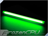 "Logisys 12"" Inverterless True-Color CCFL Light Bar - Side 90� Lighting - Green"