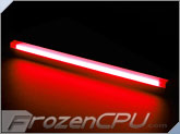 "Logisys 12"" Inverterless True-Color CCFL Light Bar - Side 90� Lighting - <font color=red>True Red</font>"