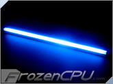 "Logisys 20"" Inverterless True-Color CCFL Light Bar - Frontal 180� Lighting - Blue"