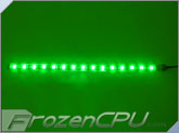 BitFenix Alchemy Connect� 15 LED Light Strip - 300mm - Green (BFA-ACL-30GK15-RP)