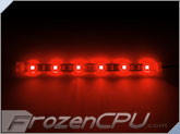 BitFenix Alchemy Aqua� 6 LED Light Strip - 200mm - Red (BFA-AAL-20RK6-RP)
