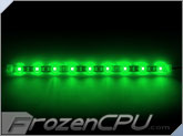 BitFenix Alchemy Aqua� 9 LED Light Strip - 300mm - Green (BFA-AAL-30GK9-RP)