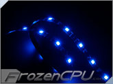 "Akasa ""Vegas"" LED Strip Light - 60cm - Blue (AK-LD02-05BL)"