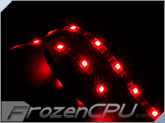 "Akasa ""Vegas"" LED Strip Light - 60cm - Red (AK-LD02-05RD)"